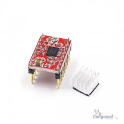 Arduino Step Motor Driver A4988 ROB0091
